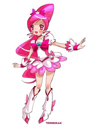 ~♥~Galeria Oficial~♥~ Cure_BLOSSOM_by_Teruchan