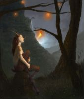 Birth of the Faeries by jezebel