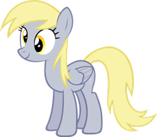 Derpy Vector by Zacatron94