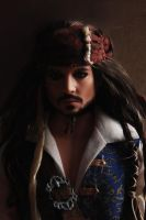Captain Jack Sparrow by TheFatalImpact