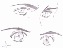eyes by Mysteriouspizza