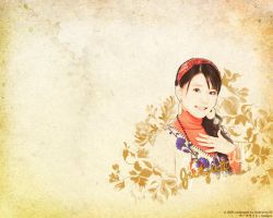 Junjun Wallpaper by archdesigns