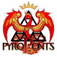 PyroPonts logo by Tiamate