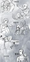 ME Origins : The Commander by pen-gwyn