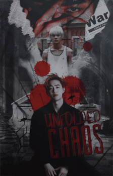 Unfolded Chaos - SeHo [wattpad cover] by BohemianStorm