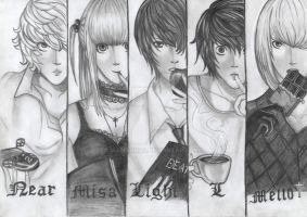 death note by Marianna9