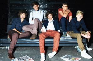 One Direction by fenix-ely-enyer