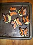 Monarch cupcakes by wtfit