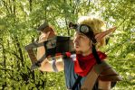 Jak Cosplay 2 by ASCosplay