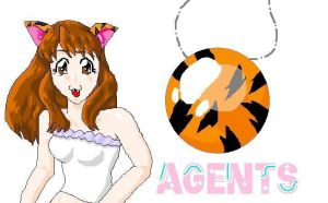 Agents: Ashley Holland by my-anime-love