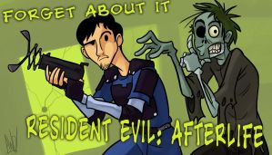 SadPanda - Resident Evil by AndrewDickman