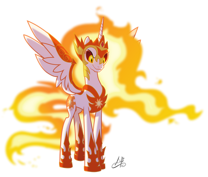 Lumic4 - Spoiler - Daybreaker - by Lum and Light by Light262