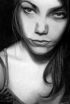 Untitled Portrait by crimmy