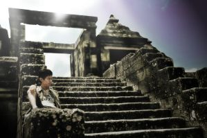 Kawl in Ratu Boko by kawl4sure