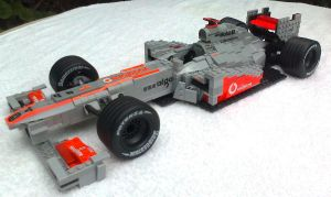 LEGO McLaren MP4 26 by Galbatore