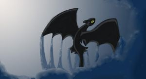 Toothless by Momo22