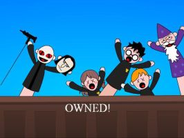 Potter Puppet-Pals: Owned by Buehring