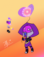 Mass Effectimal Crossing: Tali by Superspud