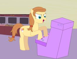 Look at Me, Button, I'm Gaming by 04StartyOnlineBC88