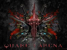 Quake Wall by n00bx