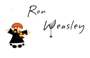 Cutie Ron Weasley by Whisperwings