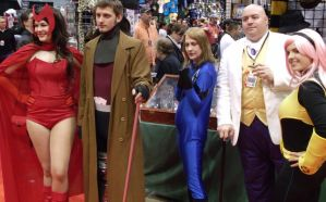 Marvel Cosplay @ C2E2 2012 by MonkeySquadOne