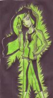 Shego :: Hood Rat by Mindless-Ho-oh