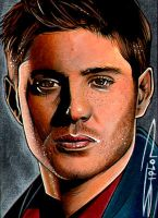 Supernatural - Dean by RandySiplon