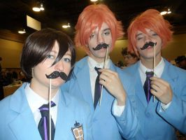 We Mustache You A Question by OotoriGroupCosplay