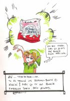The misadventures of Link - 3 by Anorya