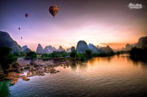 China, Yangshuo: 1 by Blazko