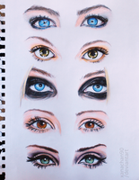 Eyes by Xanachan90