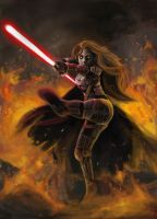 O, sith! by MCVD