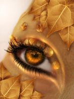 Autumn Dream into Eye by lorency
