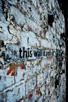 This wall is a bit... by farceurfaux