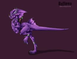 Ruthven by ObsidianGecko