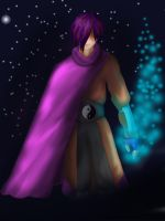 The Mage colored by KethusNadroev