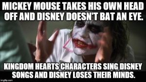 Disney's copyright policy by YugiohPonyAvengers
