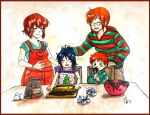 baking cookies by camlost