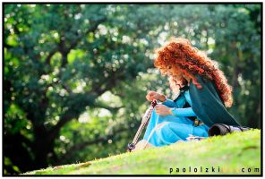 Princess Merida 01 by emptyfilmroll