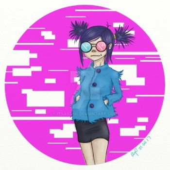 Noodle by itsxsash