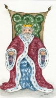 king from my storybook by pollywriggle