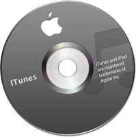 Apple DVD ITunes by henftling