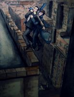 The Reichenbach Fall by achamplin