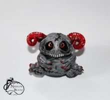 Spook Sculpture by NadilynBeato