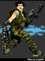 G.I.JANE by PIXEL-Of-DOOM