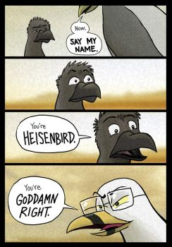 Say my name by Pedantia