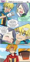 Onlyne Z Chap.4- Not your common rrb team 42 by BiPinkBunny