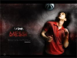 Lionel-Messi by mslm