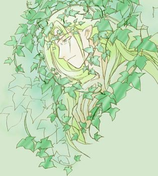 Melt into green by h-muroto